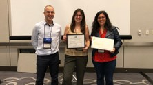 Best paper award in a workshop of CVPR19