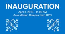 Official inauguration of IDEAI-UPC